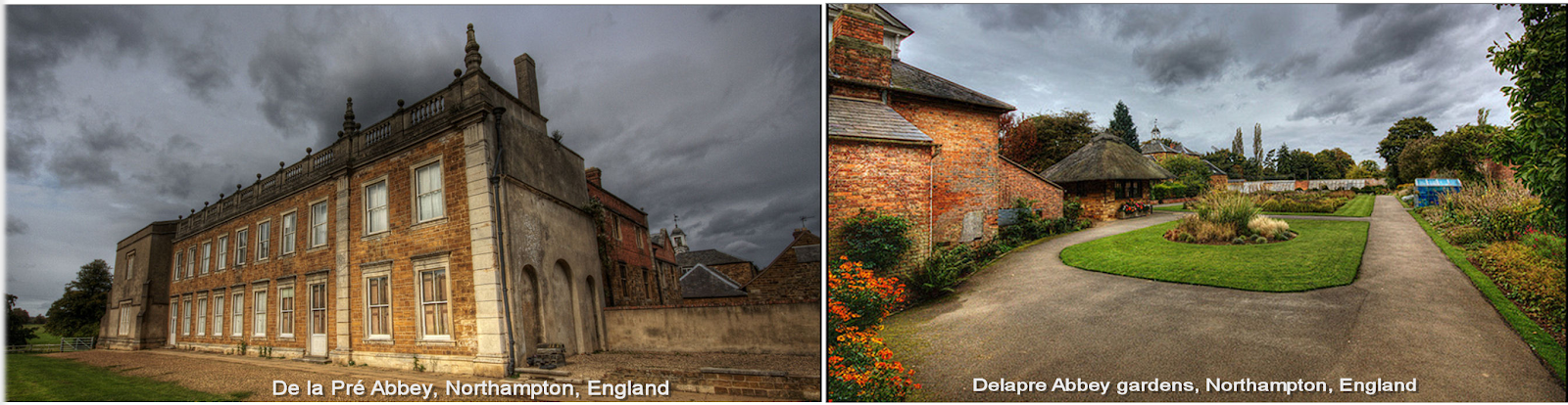 Delapre Abbey and Gardens, Northhampton, England.png