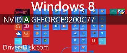 Nvidia geforce 9200 driver windows 8