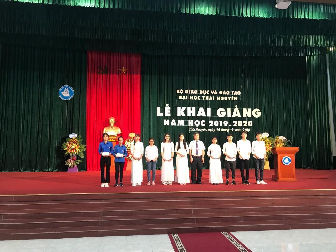 Đại học Thái Nguyên tổ chức Lễ Khai giảng năm học mới 2019 - 2020