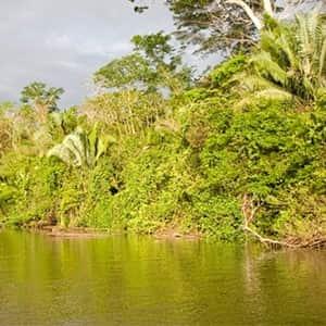 river at puerto maldonado