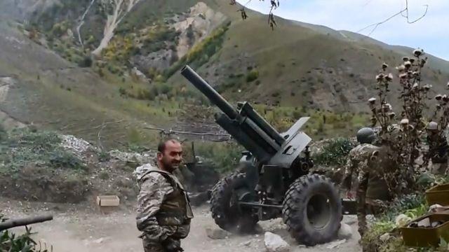 Армянская артиллерия