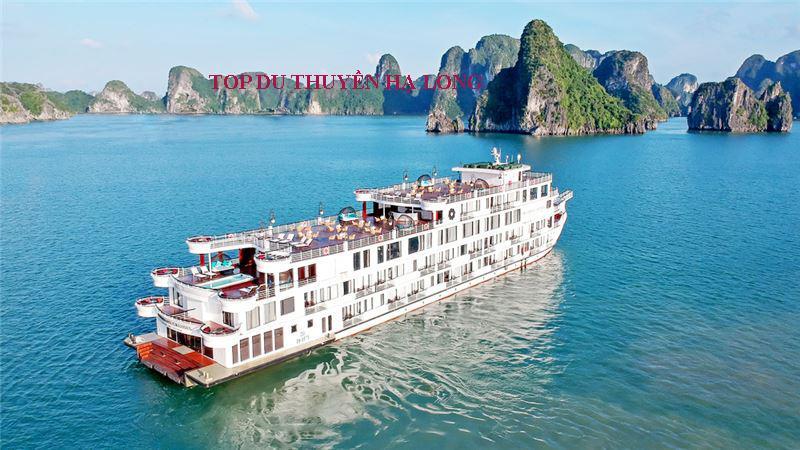 Top du thuyền Hạ Long