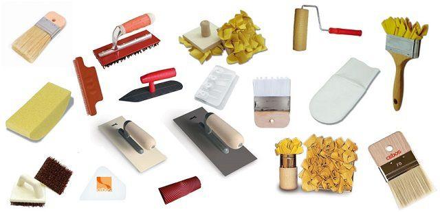 Инструменты и приспособления необходимые при изготовлении табуретов