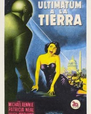 Ultimátum a la Tierra (1951, Robert Wise)