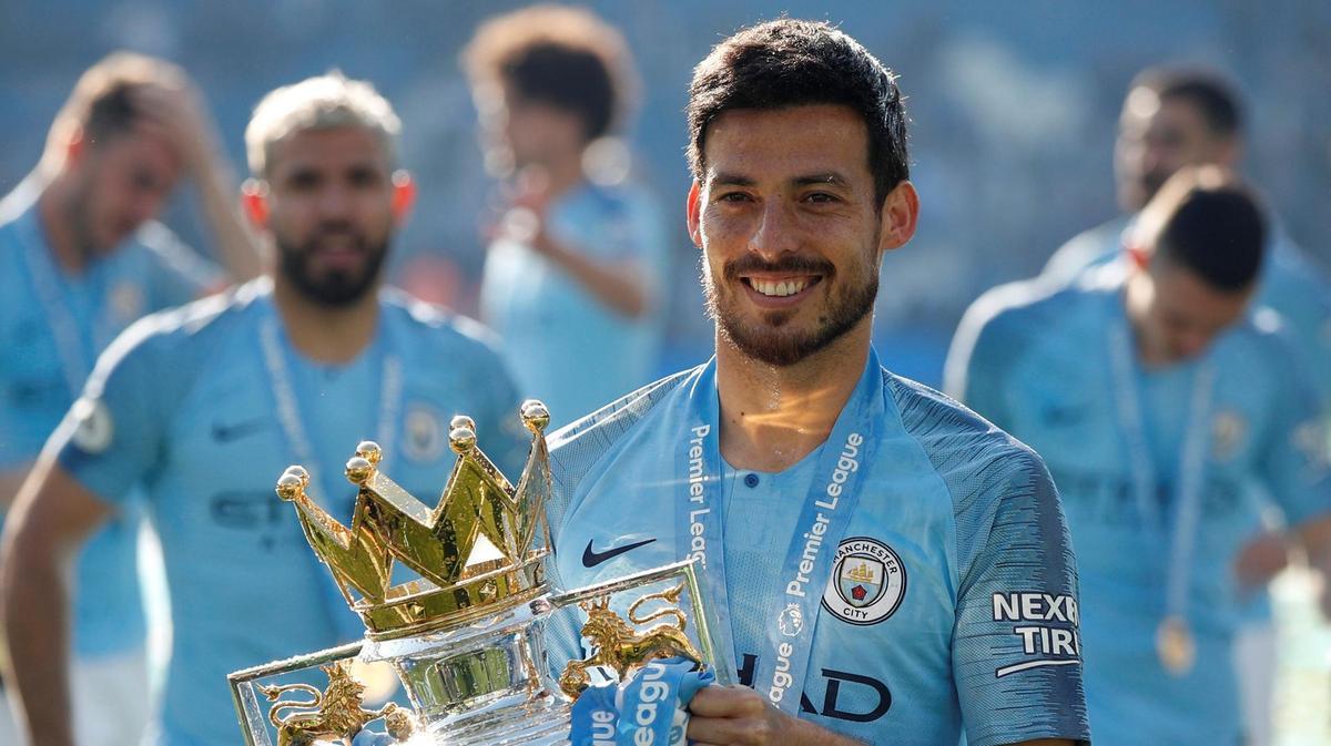 David Silva set to leave Manchester City next season after 10 ...
