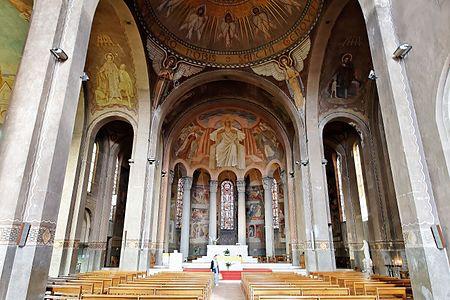 Cathédrale Sainte-Geneviève-et-Saint-Maurice Nanterre