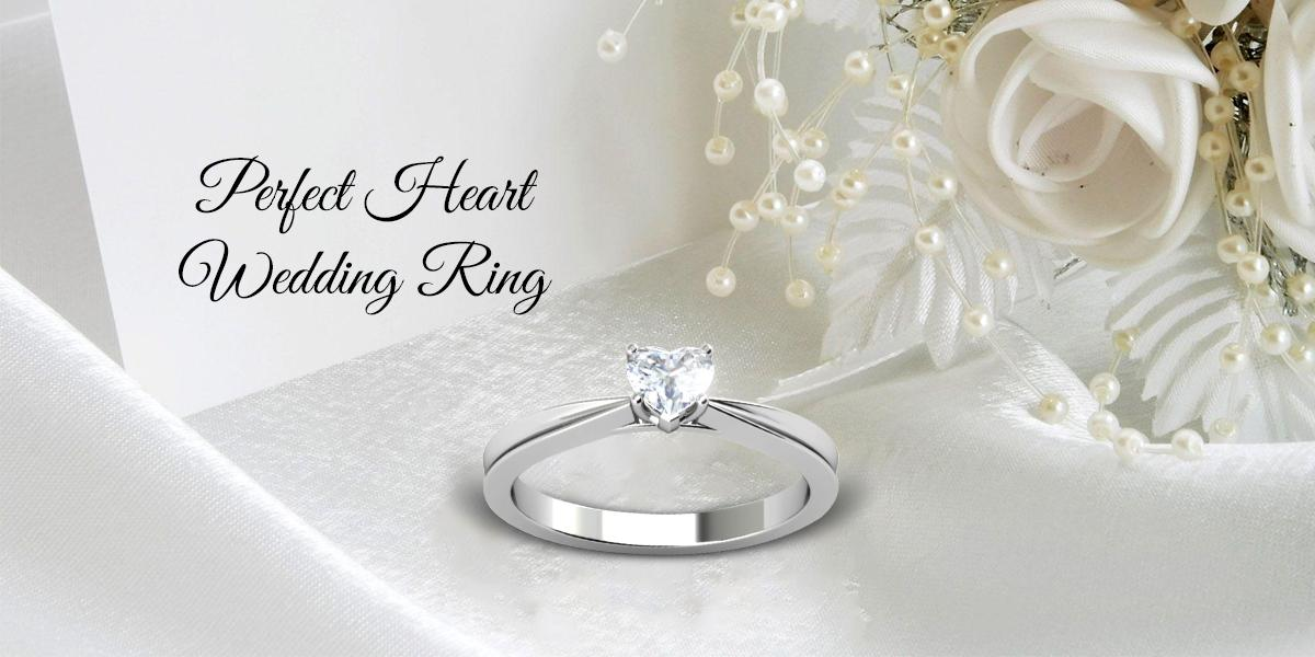 perfect heart ring for wedding