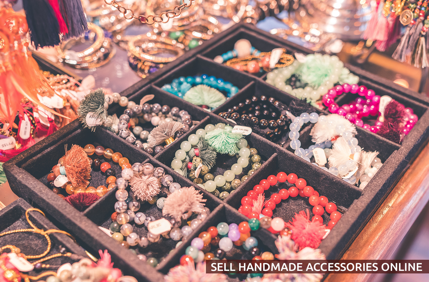 sell handmade accessories online