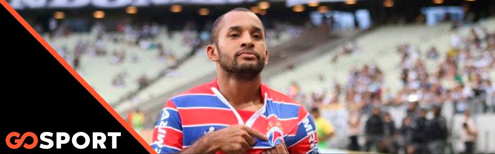 Эдиньо – самый низкий игрок футбольного клуба Форталеза