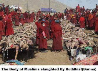 burma tragedy