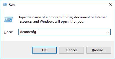 Клавиши Windows + R