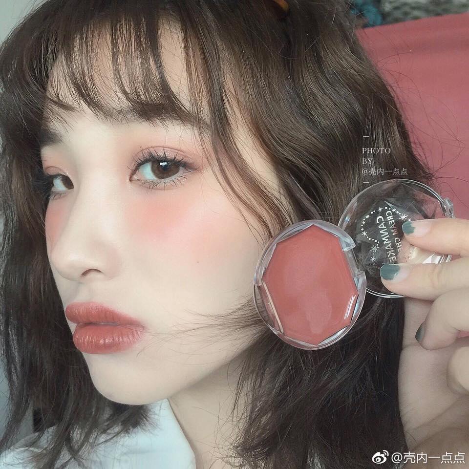 Review các loại phấn má hồng Canmake chuẩn phong cách Nhật nhiều cô nàng ao ước 8