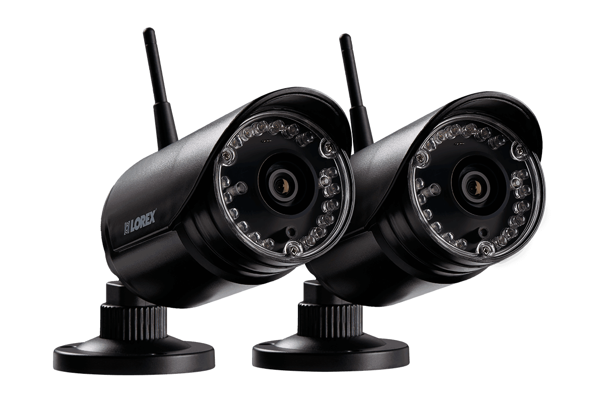 720p HD wireless security system from Lorex