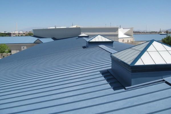 Mái tôn chống nóng dành cho nhà xưởng