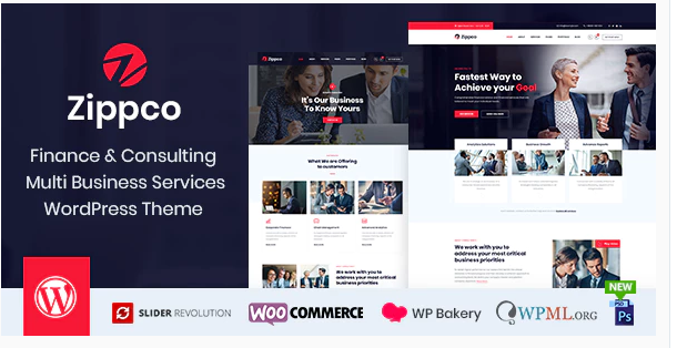 zippco business theme