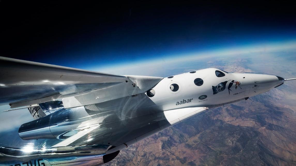 Virgin Galactic: Inside Richard Branson's $600m space mission | British GQ