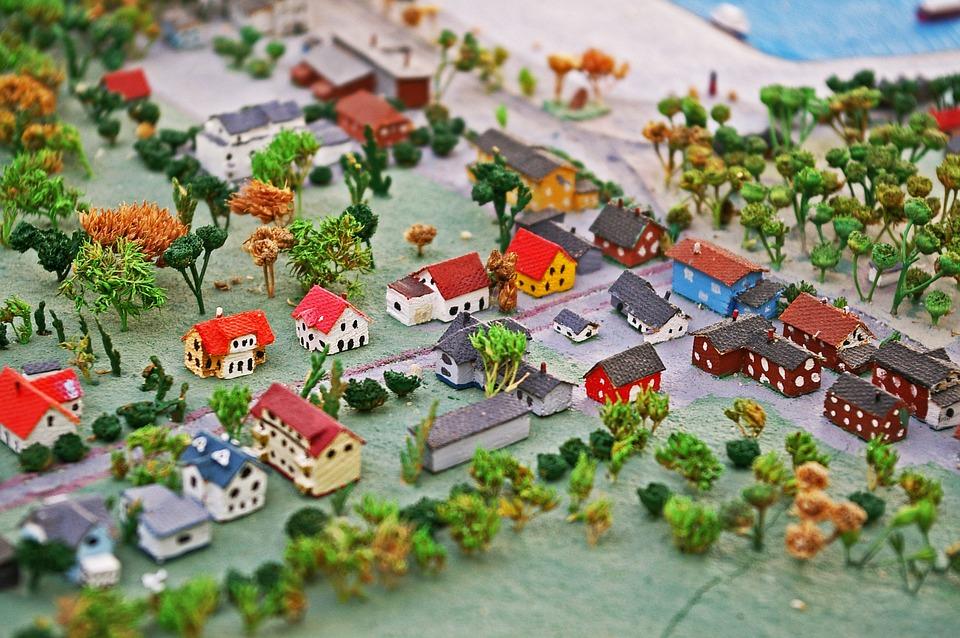 Музеи архитектурных миниатюр