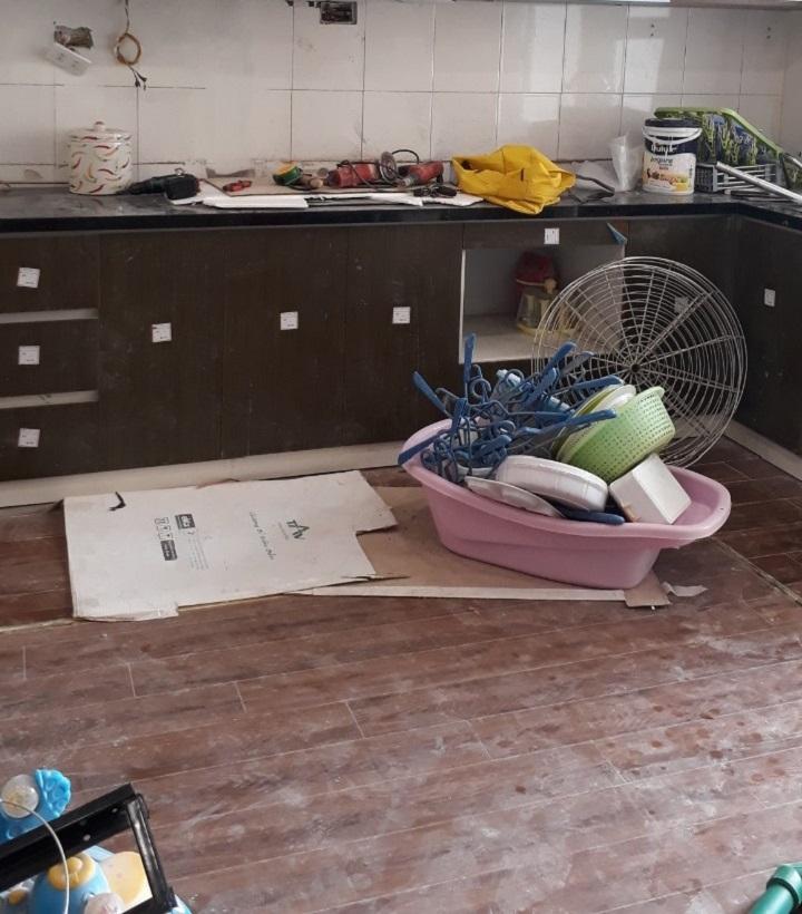 Mặt bằng căn hộ chung cư ảnh 1