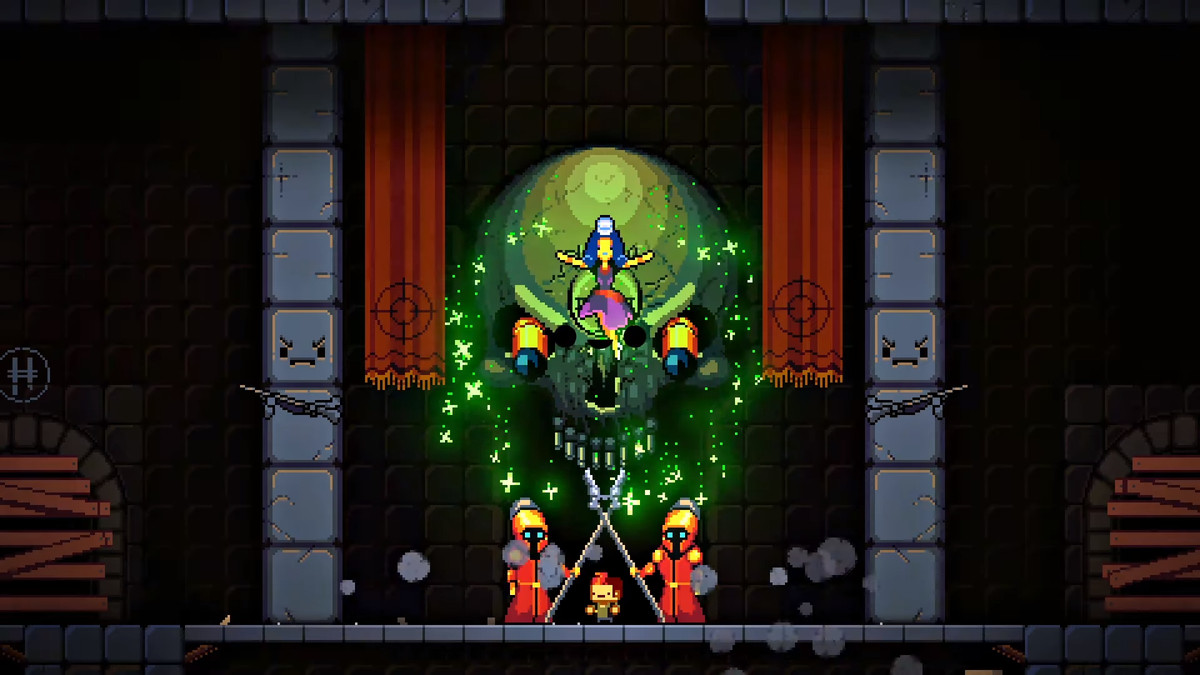 Image result for exit the gungeon