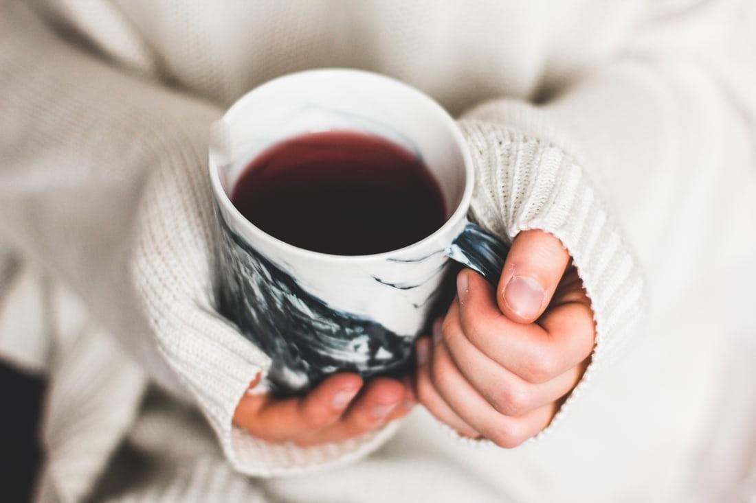 Addicted to tea