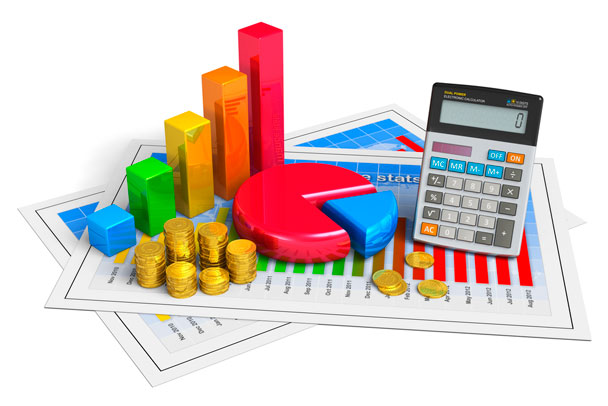 Gráficos e calculadora