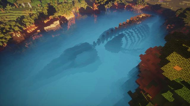 Minecraft Whale