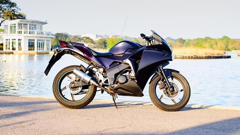 Motorbike, Cycle, Bike, Motorcycle, Motor