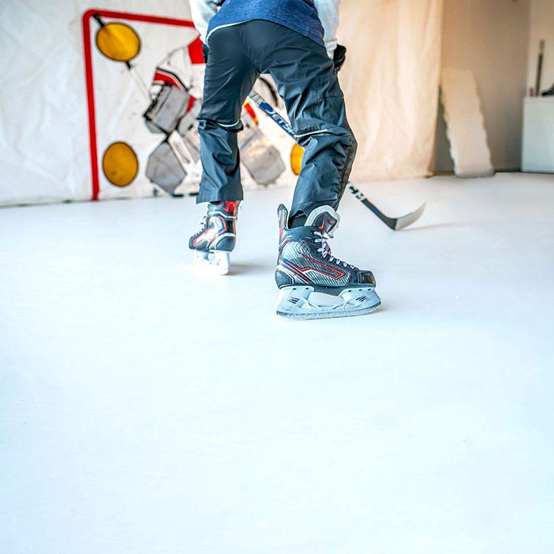 Year-Round Outdoor Or Indoor Hockey Anywhere