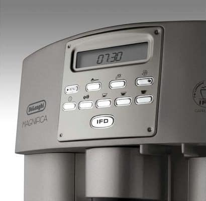 DeLonghi ESAM3500.N Display