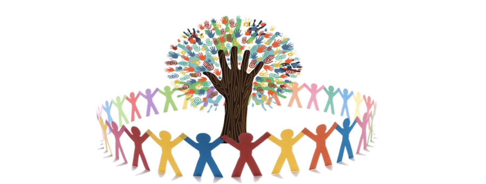build a social cv