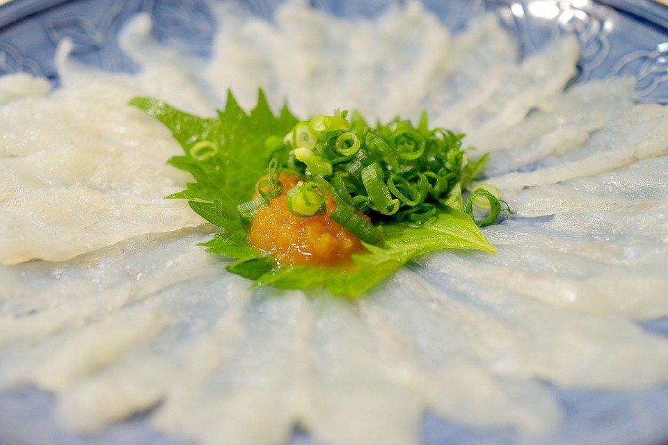 Restaurant, Japanese Food, Japan Food, The, Fugu