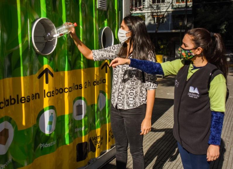 Programas de educação da população a respeito de reciclagem já estão em andamento.