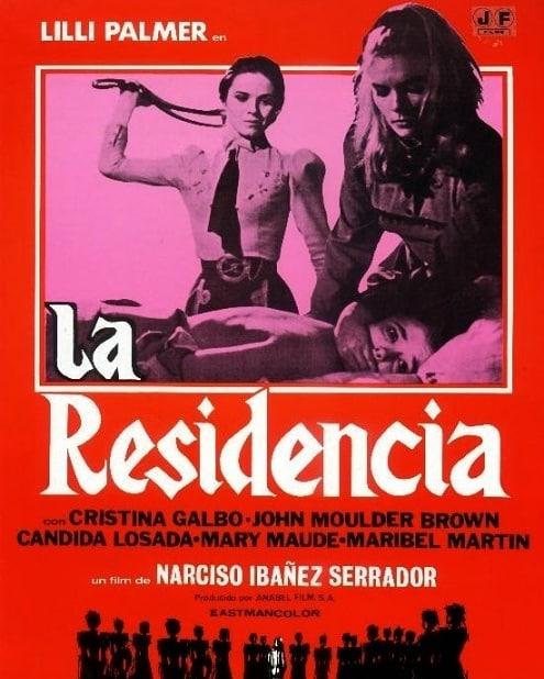 La residencia (1969, Narciso Ibáñez Serrador)