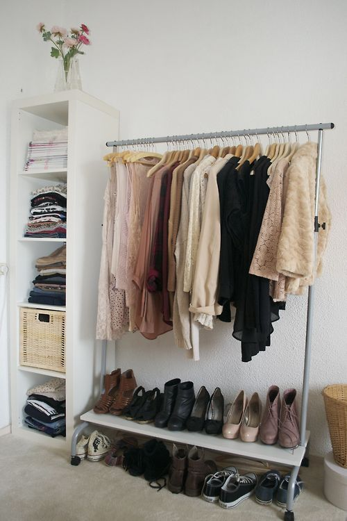 5 Closet Solutions to Save Your Sanity
