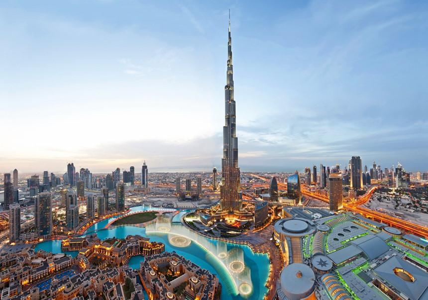 du lịch Dubai Ảnh 1