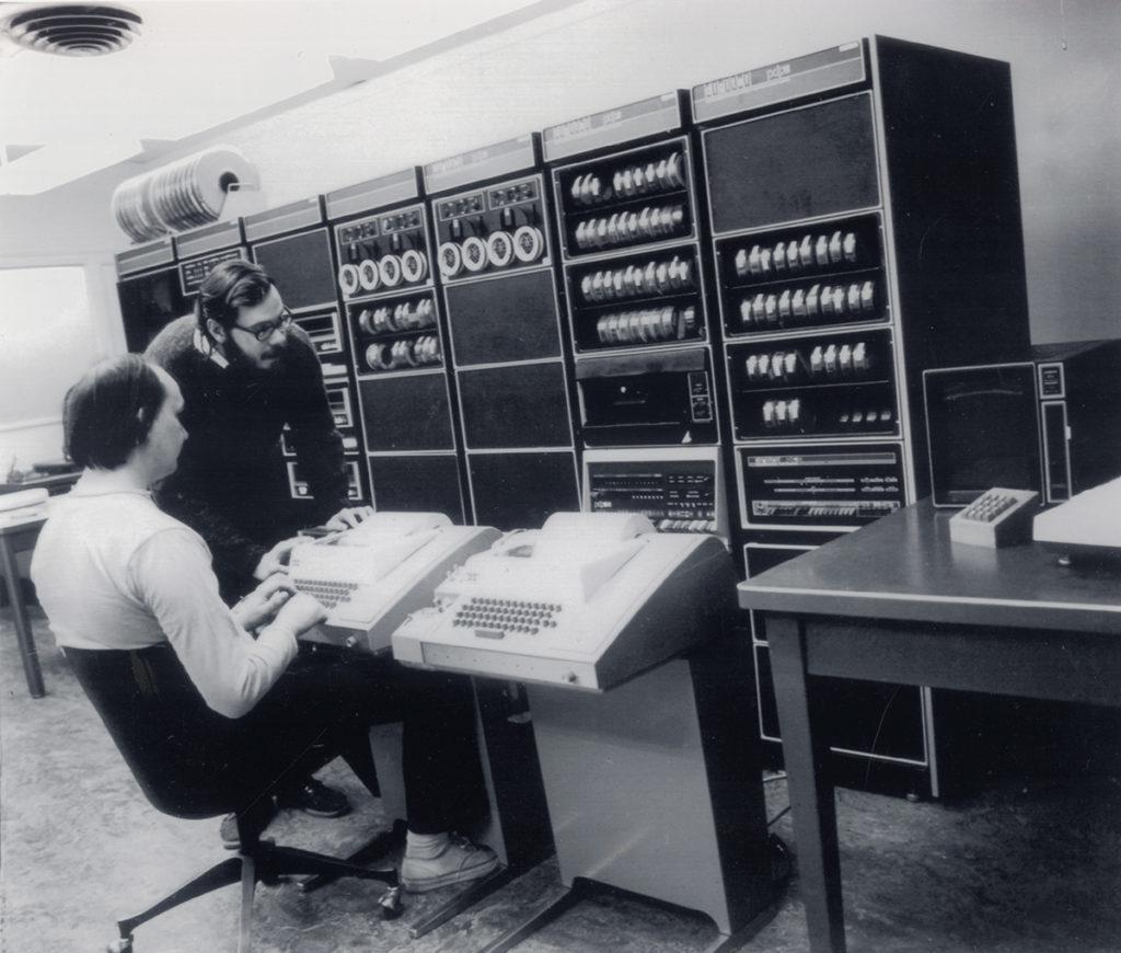De voorloper van de computer