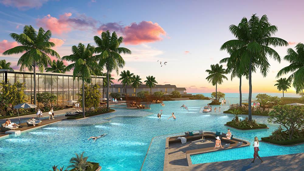 Đôi nét về dự án sun premier kem beach resort
