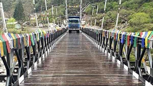 Amid Covid-19 crisis Border Roads Organisation completes construction of  key bridge in Arunachal Pradesh