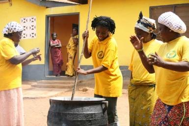 Assensua Women's Soap Project