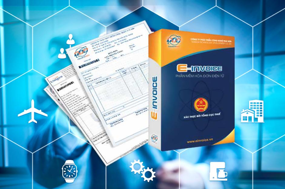 E-invoice - Giải pháp hóa đơn điện tử phù hợp mọi loại hình doanh nghiệp