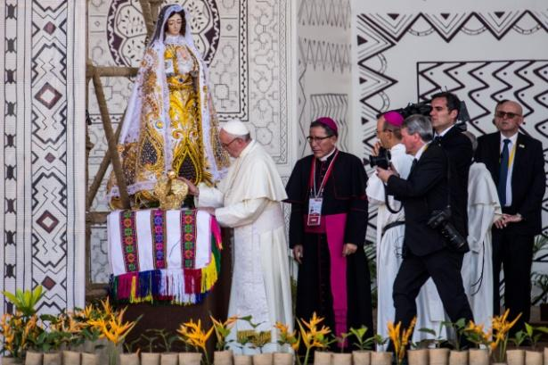 Pope''s meeting with local citizens of the Amazon region: Full text of papal discourse