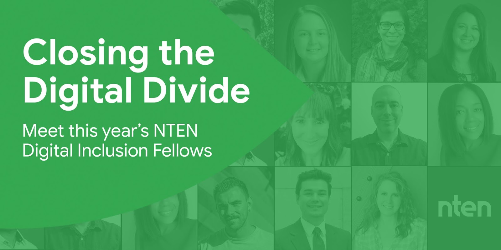 Introducing the 2021 Digital Inclusion Fellows
