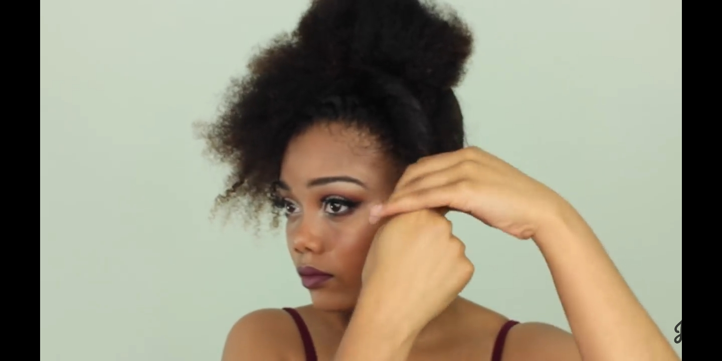 hairstyle for black women