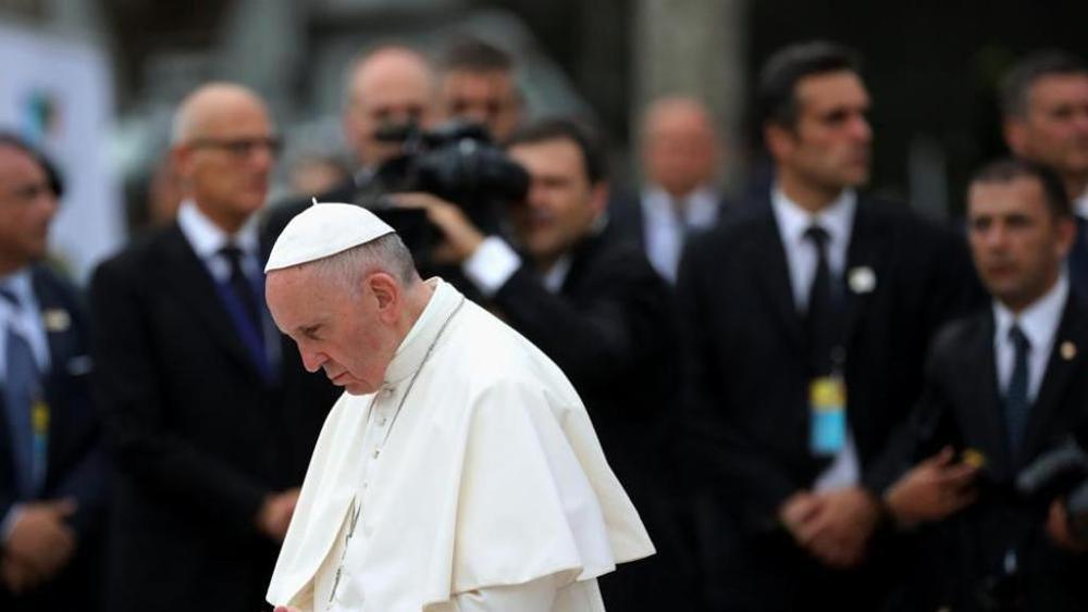 """Farc xin """"được Đức Thánh Cha tha thứ vì những giọt nước mắt họ đã gây ra"""""""