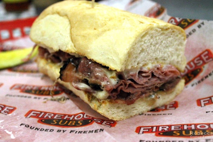 Firehouse Subs Sandwiches Firehouse subs 12