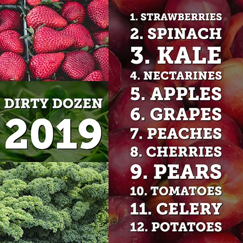 Dirty dozen 2019