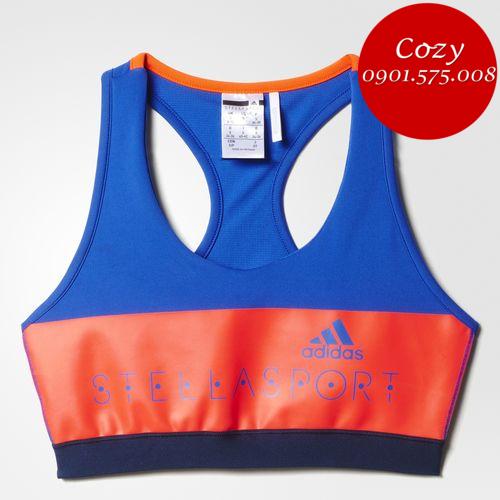 Đến phòng tập gym phải mặc đẹp mới tập được, với áo ngực thể thao nữ