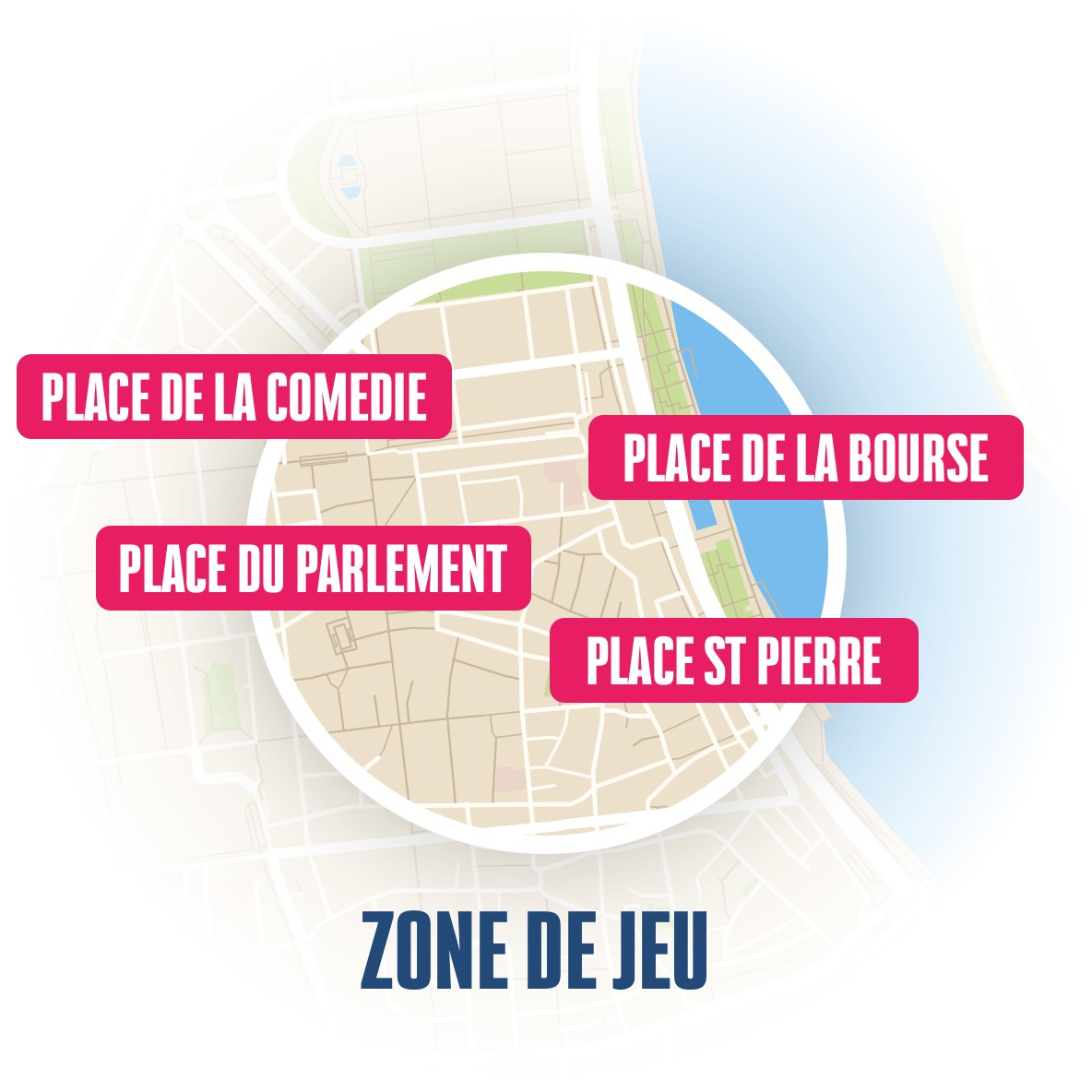zone de jeu - Bordeau challenge - HomeExchange