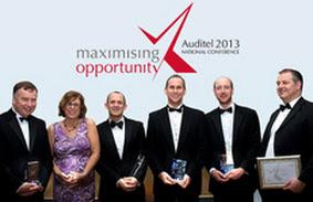 Auditel Winners