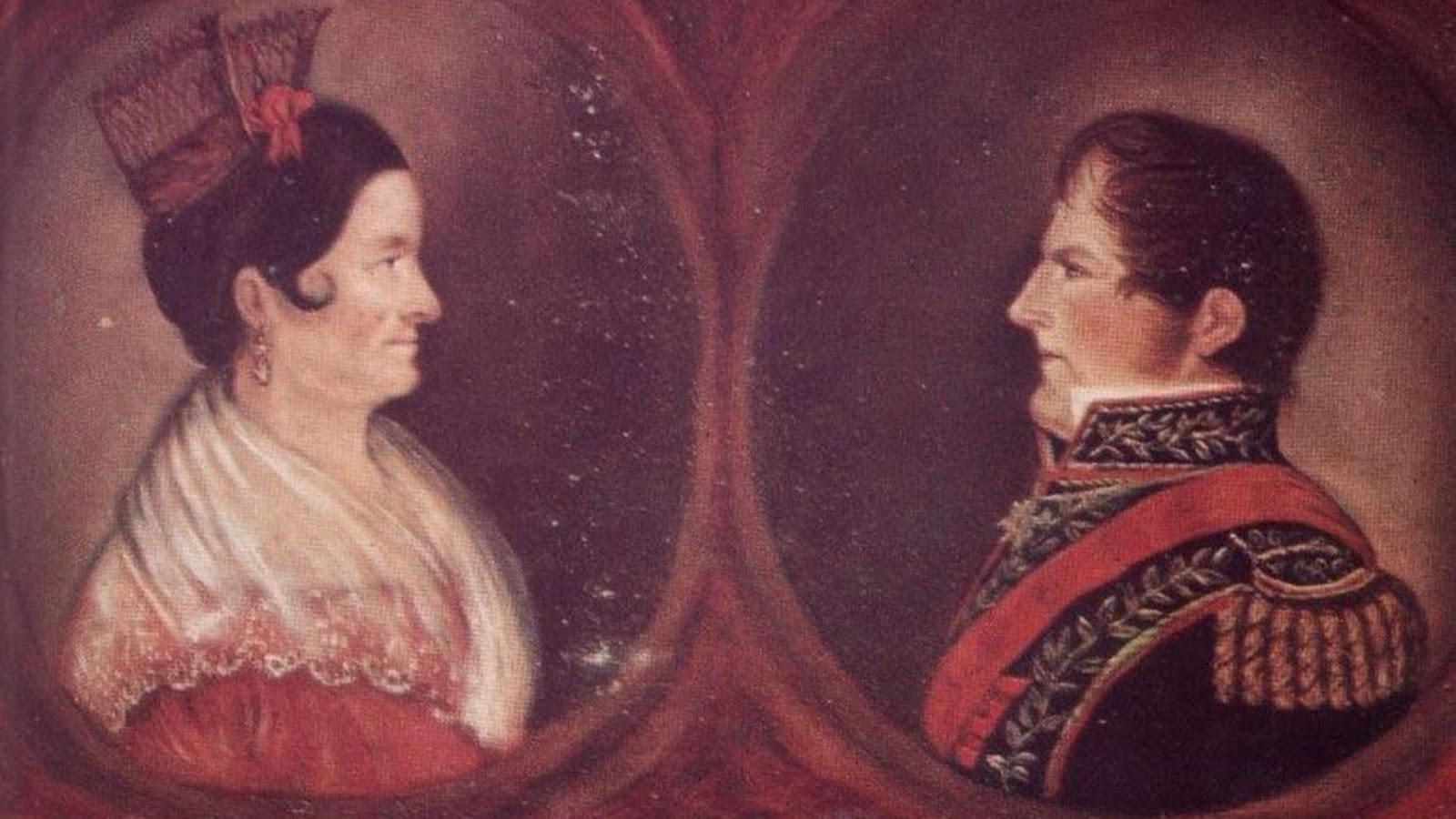 Encarnación Ezcurra: la increíble vida de una mujer a la que todos burlaban  y se convirtió en el gran amor de Juan Manuel de Rosas - Infobae